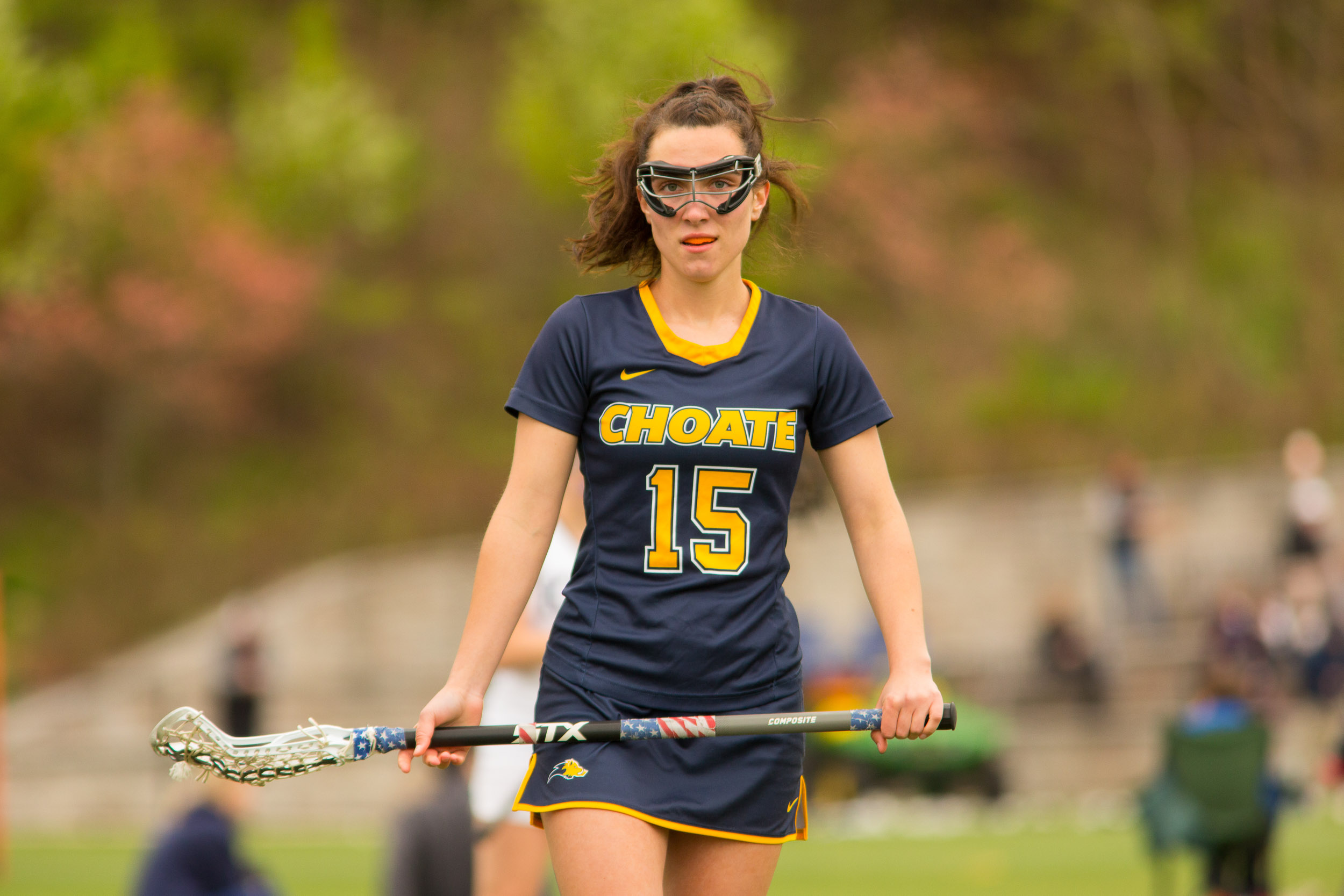 Choate Rosemary Hall girls lacrosse Michael Branscom Photography.
